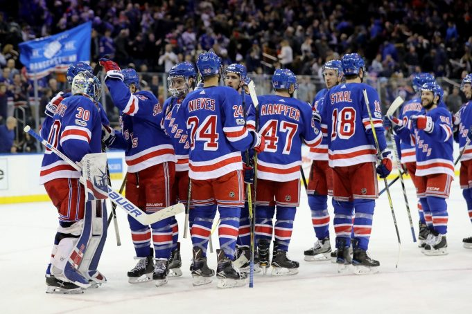 What's Behind the New York Rangers' Extended Hot Streak?