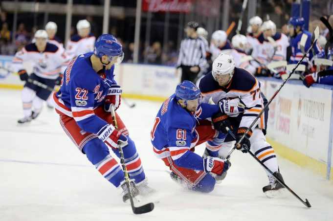 New York Rangers 4, Edmonton Oilers 2: Rick Nash Starts and Finishes the Party (Highlights)