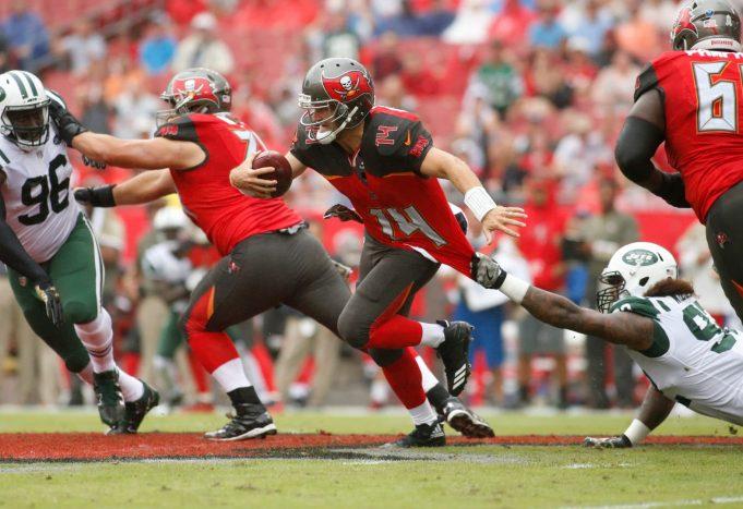 Ryan Fitzpatrick Burns New York Jets Media Following Win