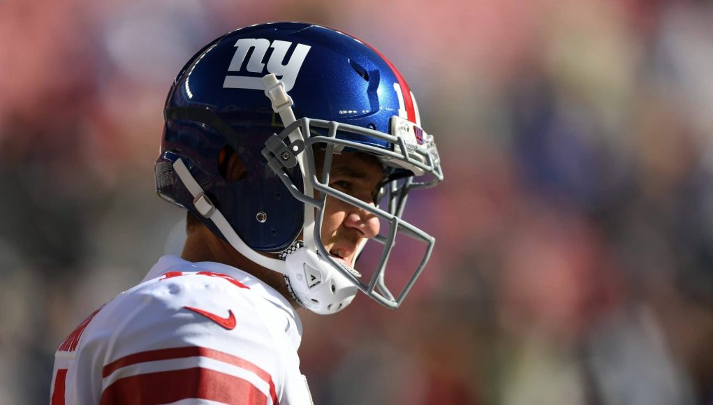 The Win-Now New York Giants Shouldn't Dare Draft a QB 1