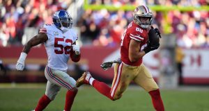 Embarrassing: New York Giants' Lack of Effort Behind Loss To 49ers 2
