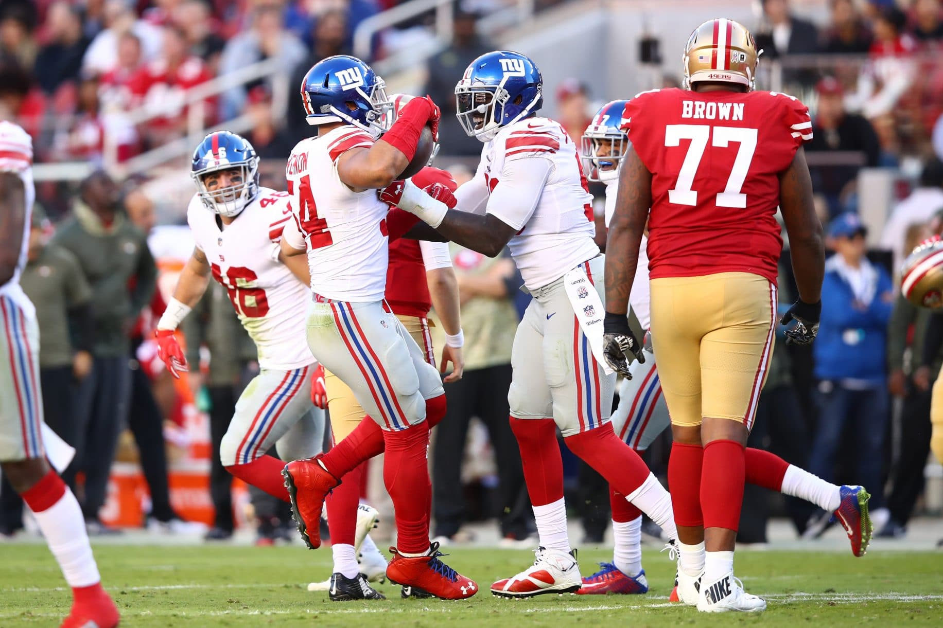 Step up or get out: Giants defense needs to make a stand against Chiefs 2