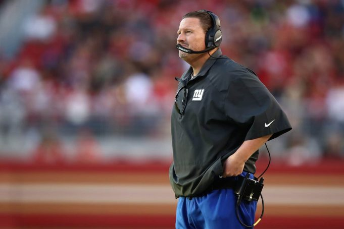 New York Giants Could Fire Ben McAdoo After Thanksgiving 2