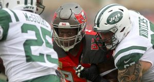 New York Jets Conservative Attack, Awful O-Line Play @ Tampa (Film Room)