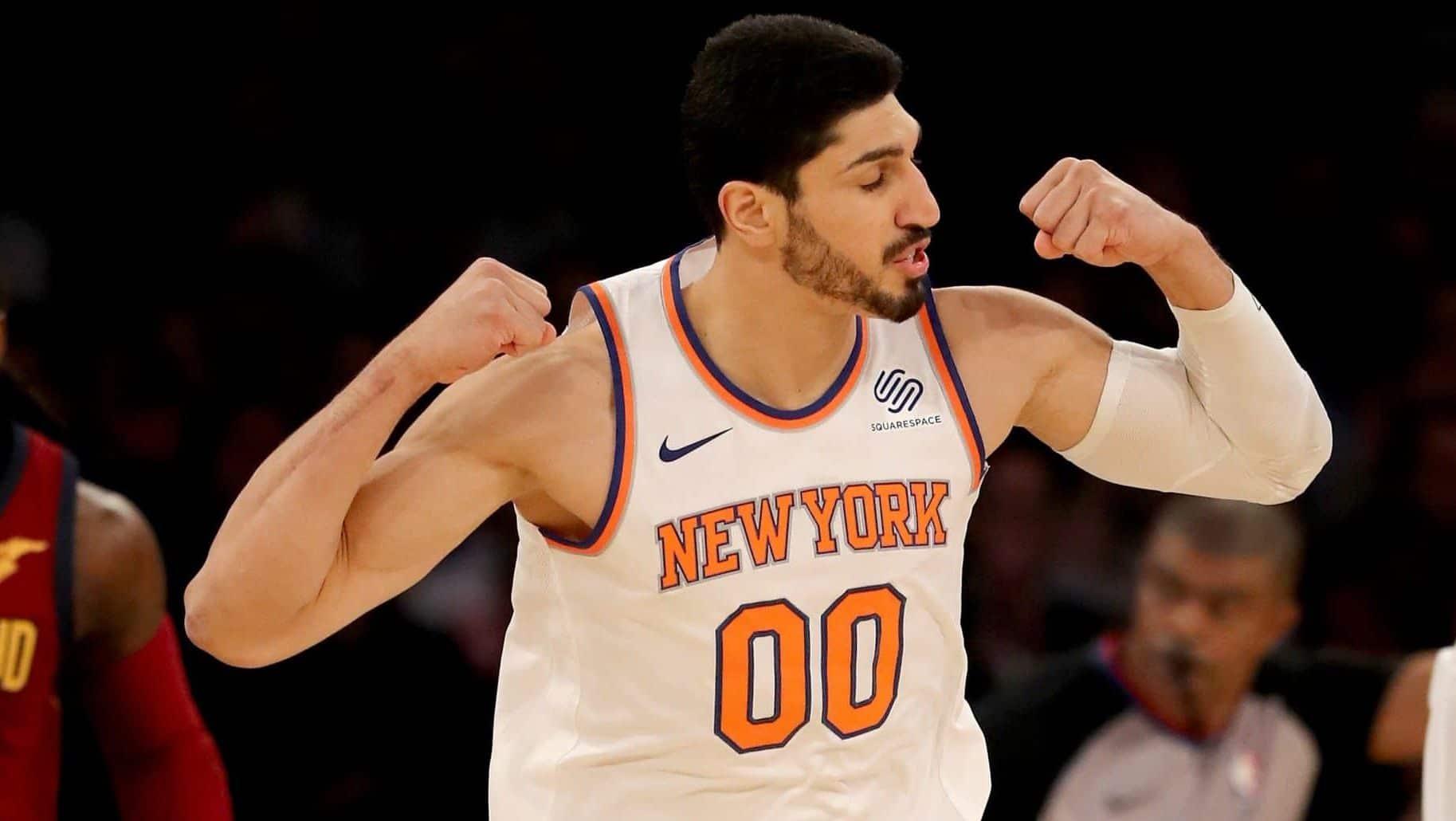 Enes Kanter, New York Knicks, NBA