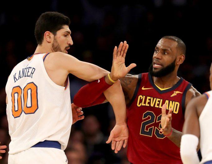 New York Knicks: Enes Kanter Provides Much-Needed Veteran Leadership