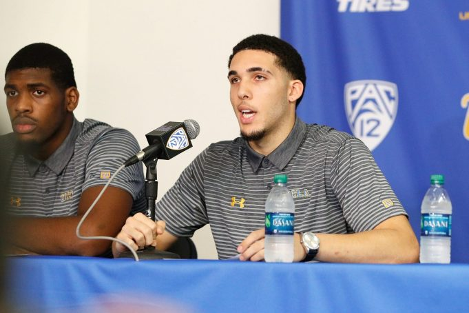LiAngelo Ball, UCLA Players Suspended For Shoplifting In China