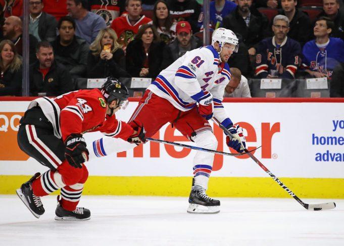New York Rangers: 3 Stars of the Week (11/12-11/18)