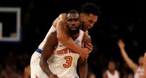 Tim Hardaway Jr. New York Knicks