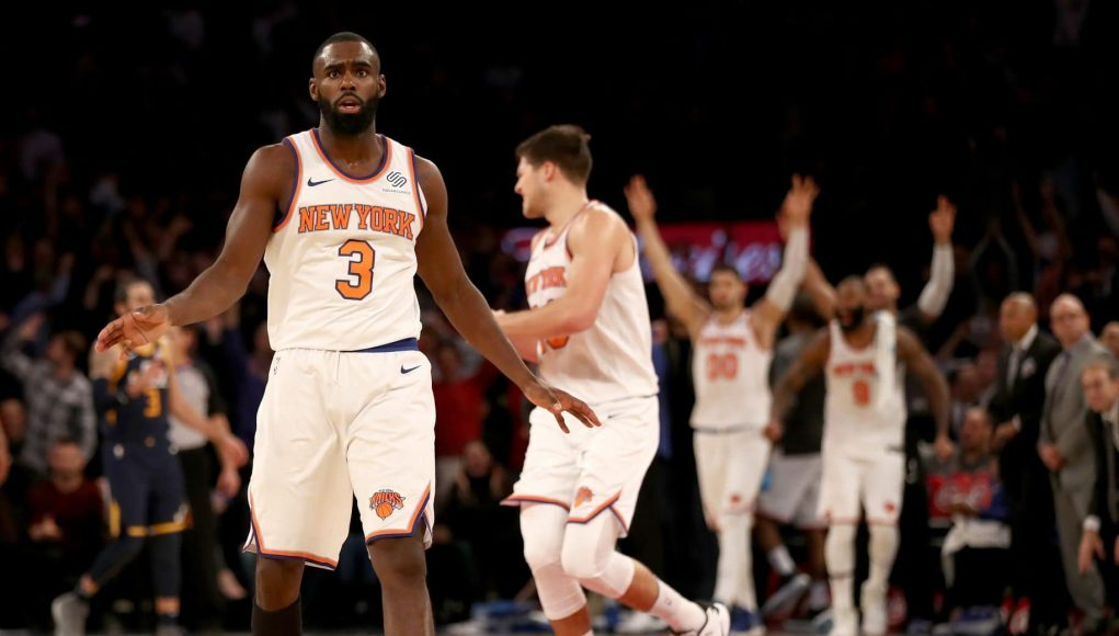The Knicks $71 Million Bargain? Tim Hardaway Jr. exceeding expectations 2