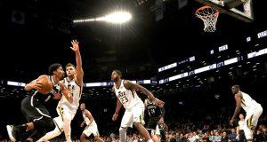 Dinwiddie's career game helps Nets over Jazz, 118-107 (Highlights)