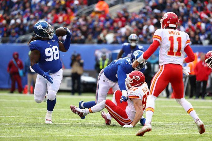 New York Giants game balls in 12-9 win over Kansas City Chiefs 2