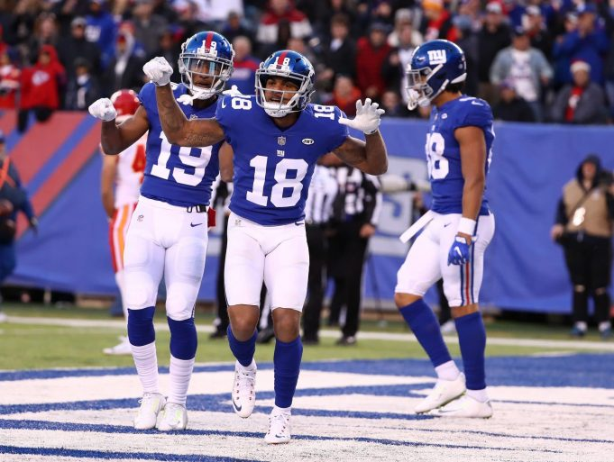 Roger Lewis New York Giants