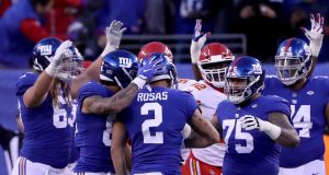 Giants' thrilling win over Chiefs proves 'quitting' notion is a myth 1