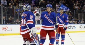 Lundqvist, Rangers blank Senators at the Garden, 3-0 (Highlights) 2