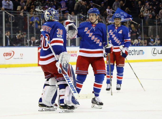 Lundqvist, Rangers blank Senators at the Garden, 3-0 (Highlights) 2