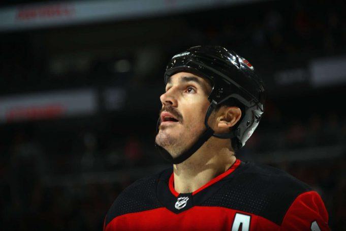 Brian Boyle New Jersey Devils