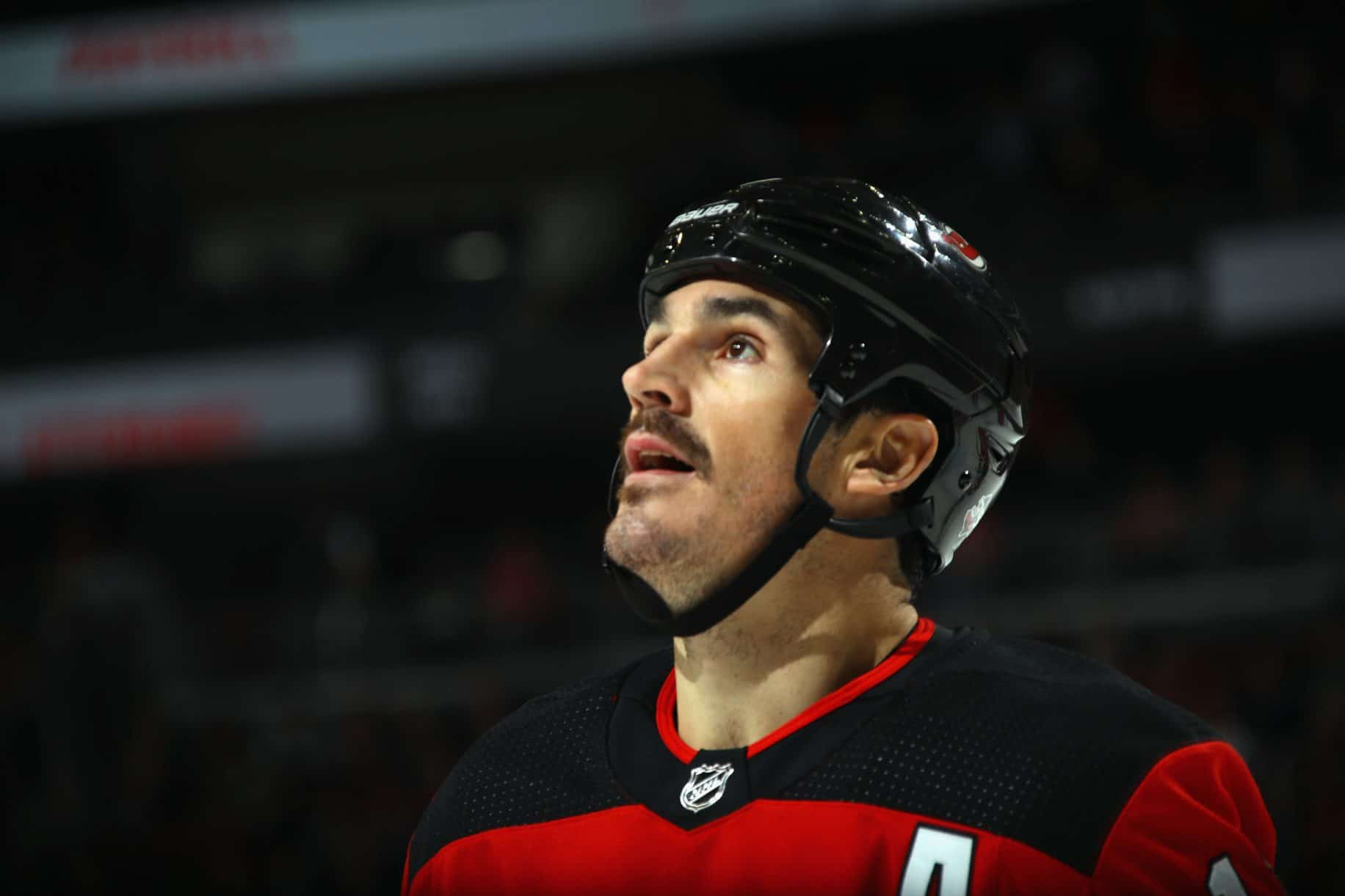 Brian Boyle New Jersey Devils