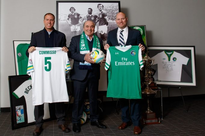 Schwartz on Sports: NY Cosmos HC Giovanni Savarese Talks Championships (Audio) 2