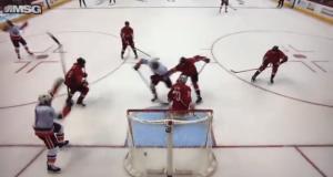 Anders Lee Ties Game for New York Islanders on 2nd Powerplay Goal