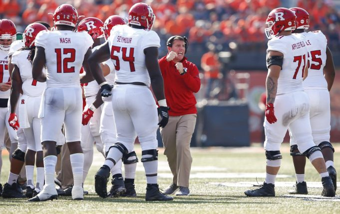 Rutgers Football Is Slowly But Steadily On the Rise