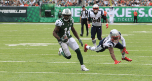 New York Jets' Jeremy Kerley Suspended For Violating NFL's Substance Abuse Policy
