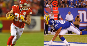 Giants vs. Chiefs features two of the best tight ends in the NFL 4