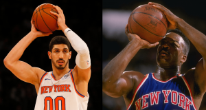 New York Knicks' Enes Kanter is Charles Oakley 2.0 3