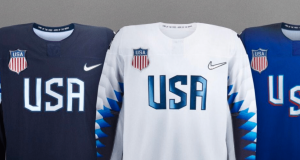 What Happened To Tradition? Nike Unveils Questionable Team USA Hockey Jersey 2