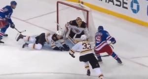 Rangers' Pavel Buchnevich Embarrasses Zdeno Chara On Goal (Video) 2