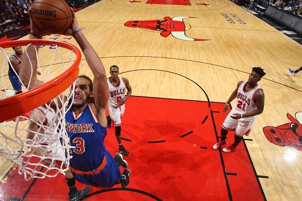 New York Knicks: It's time to let Joakim Noah contribute