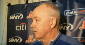 New York Mets, Sandy Alderson, continue to embarrass themselves (Video)