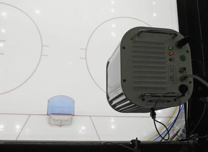 NHL is looking to NASCAR for player tracking technology