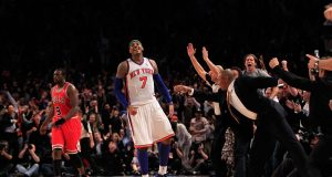 Carmelo Anthony's top 5 moments with the New York Knicks