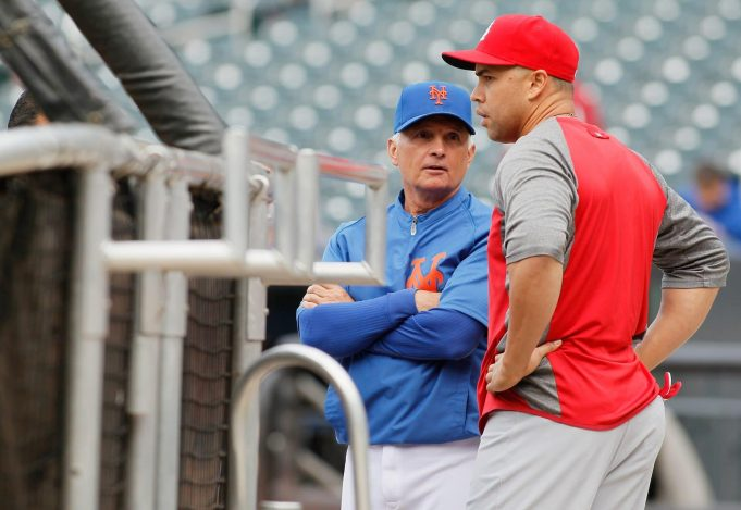 New York Mets Amazin News 12/7/17: Terry Collins, future bench coach?