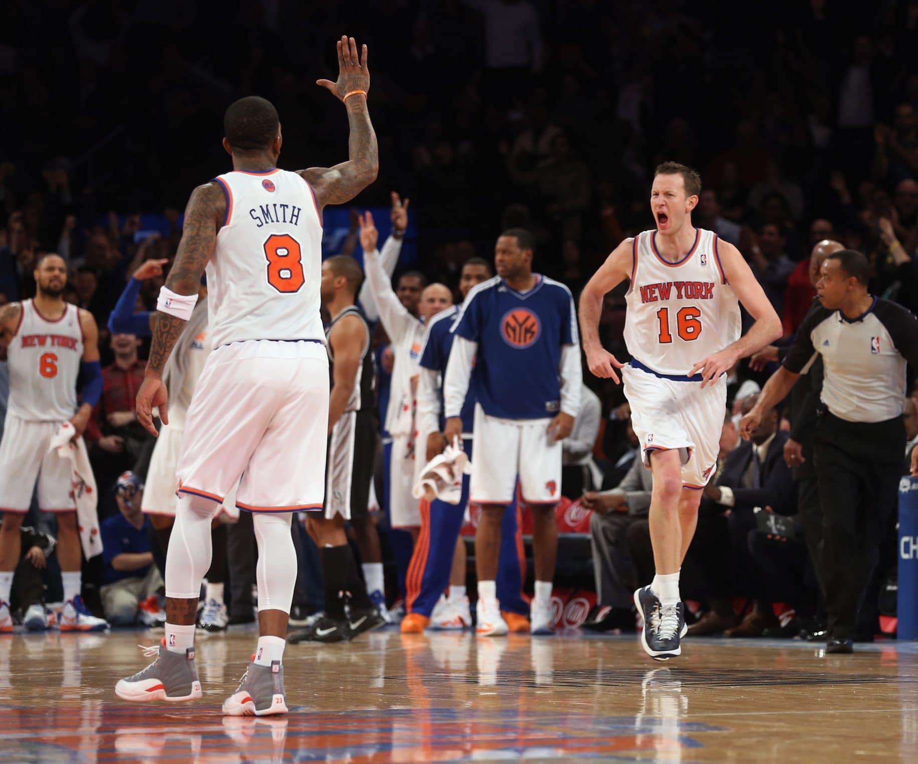 New York Knicks, NBA, J.R. Smith