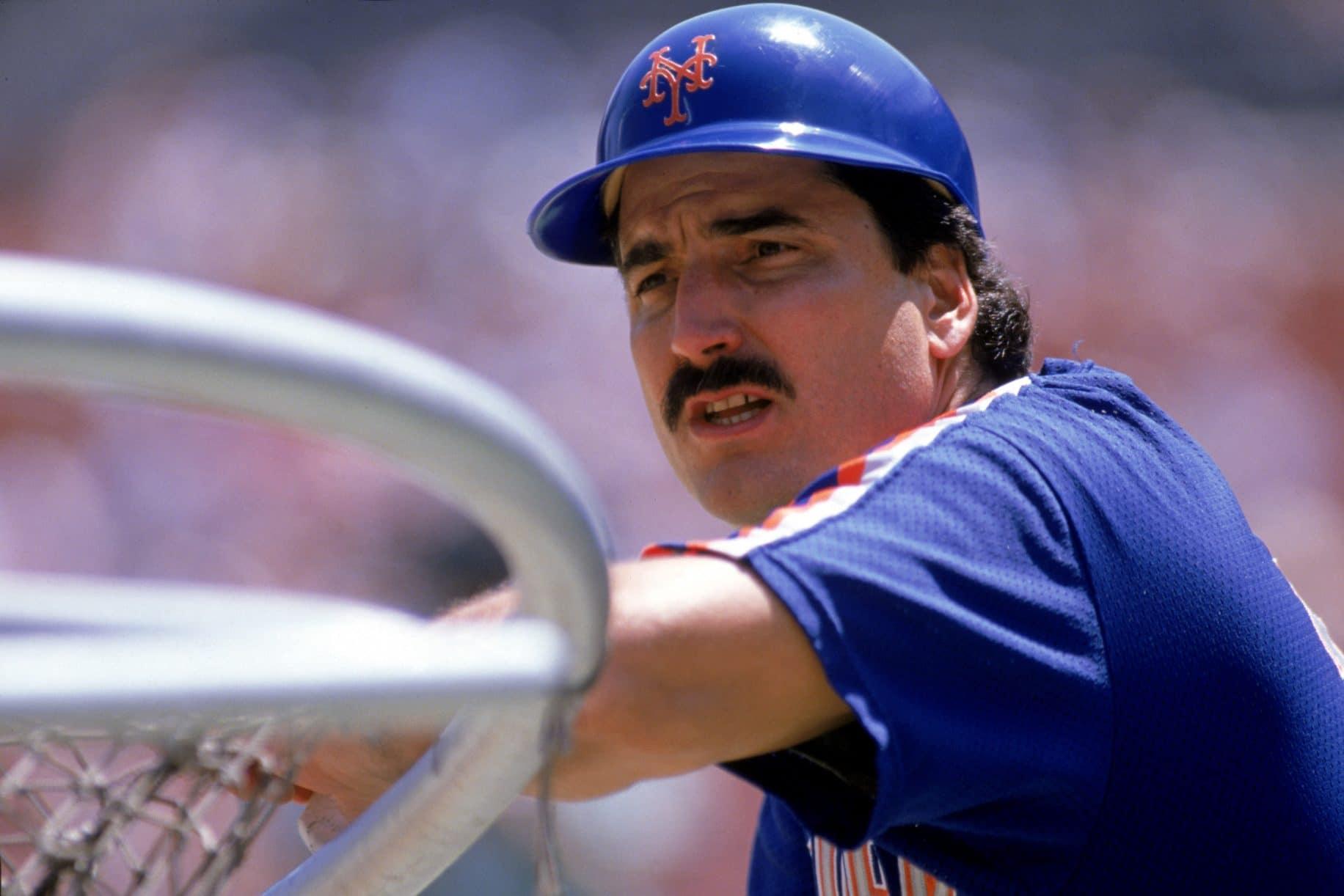 Keith Hernandez, New York Mets, MLB