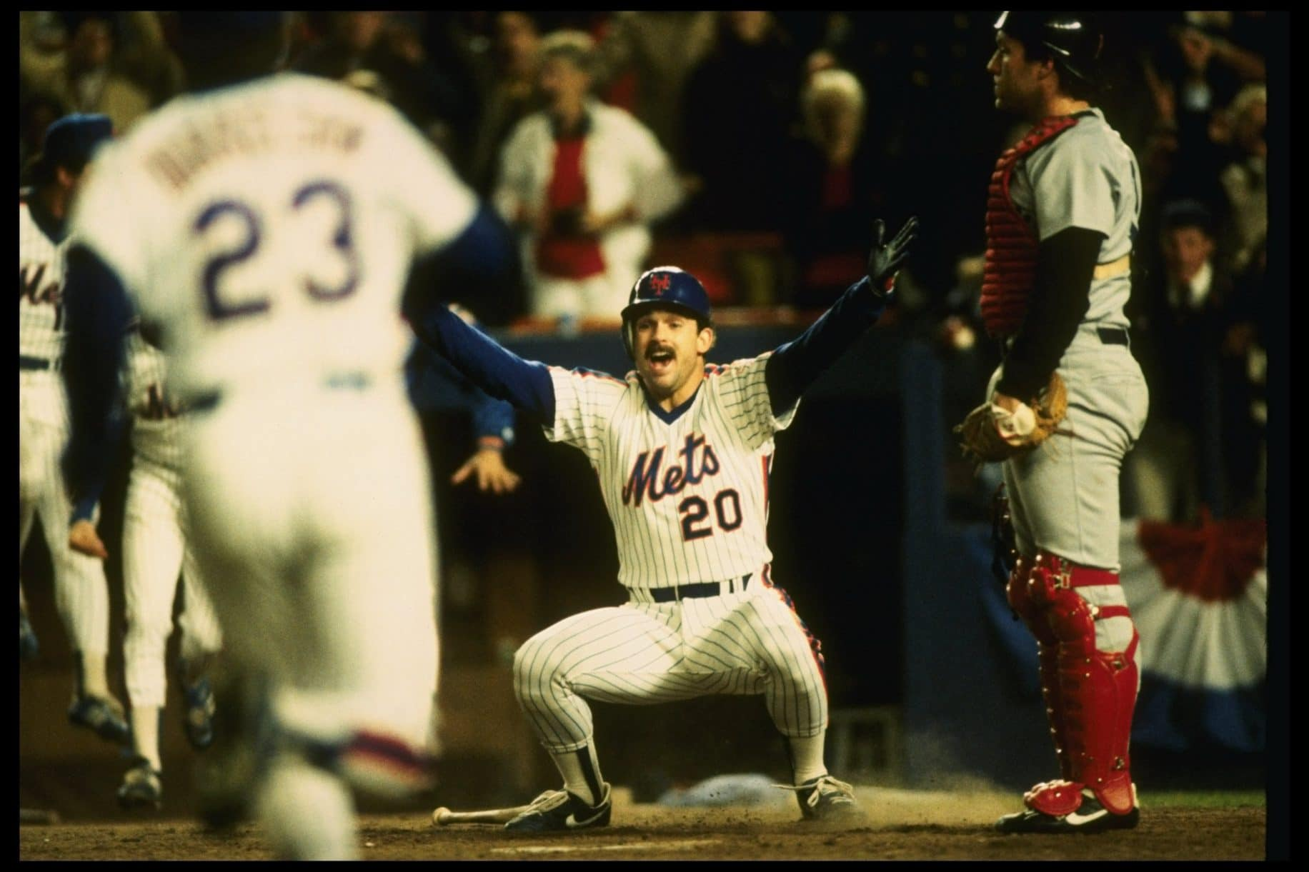 Howard Johnson, New York Mets, 1986 World Series