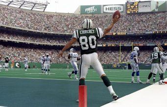 Wayne Chrebet New York Jets