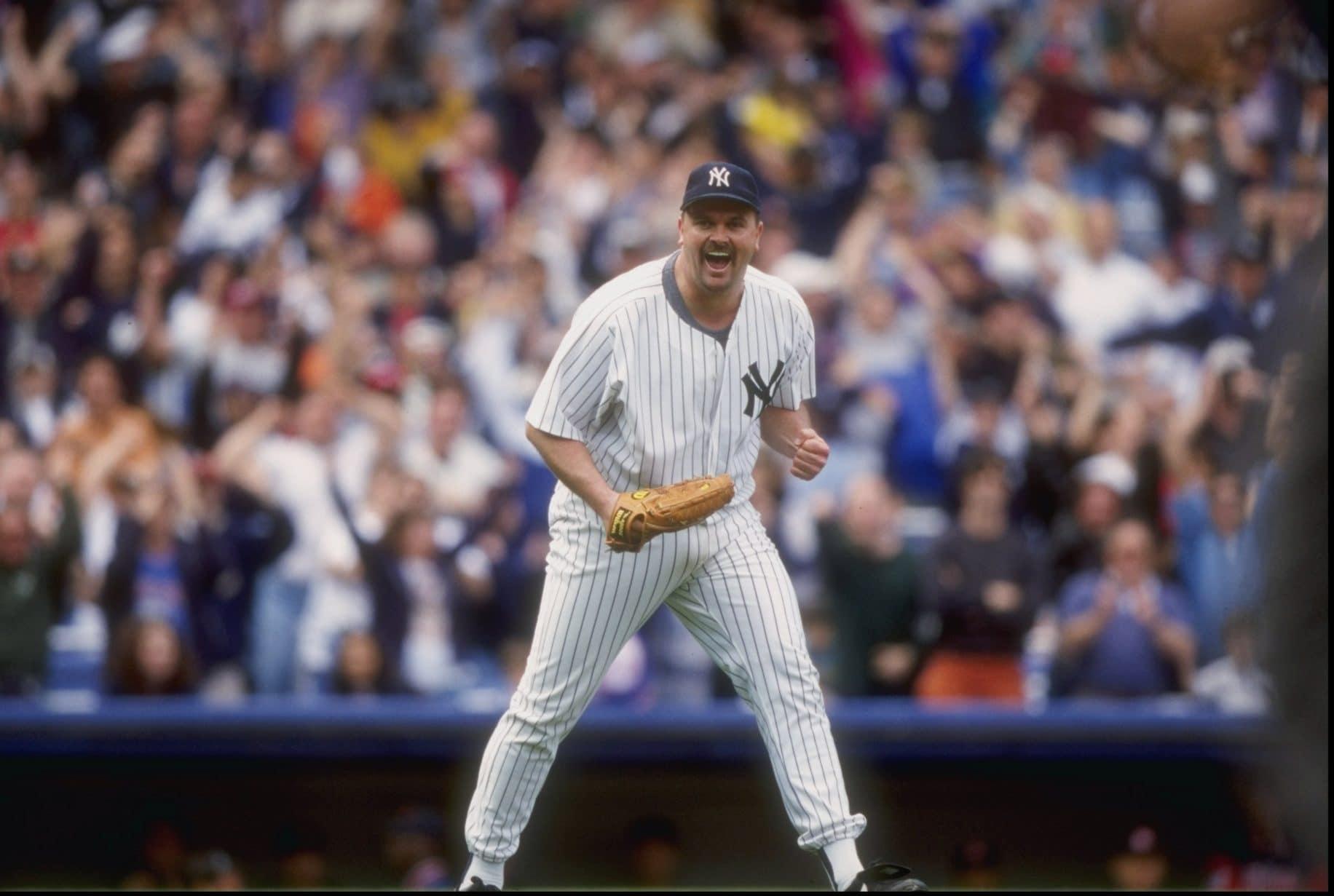David Wells New York Yankees