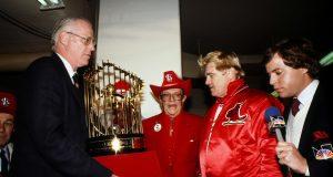 World Series - St. Louis Cardinals v Milwaukee Brewers - Game Seven