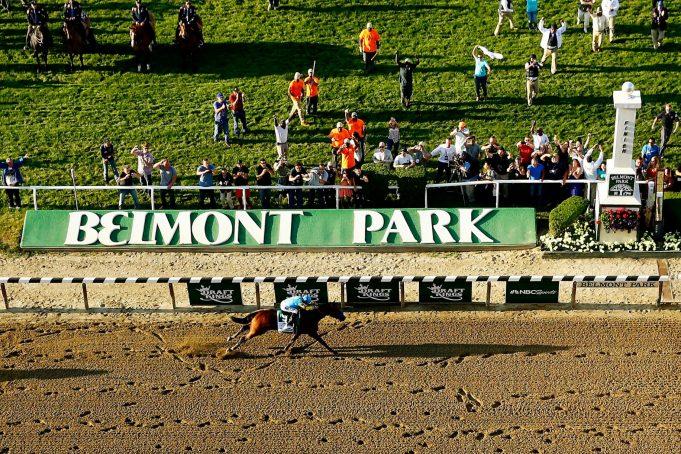 147th Belmont Stakes, Belmont Park