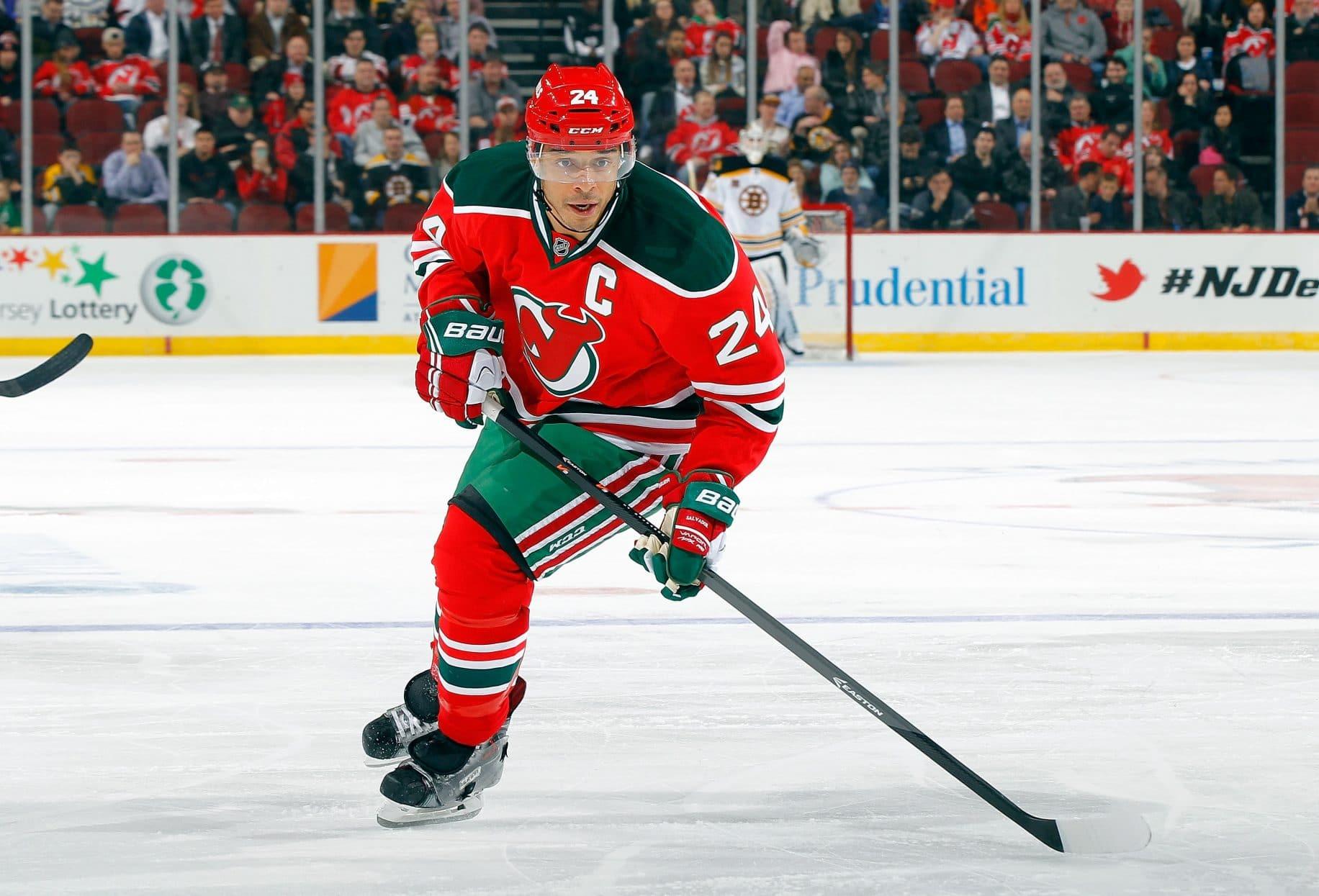 Schwartz on Sports Podcast: Former New Jersey Devils' Bryce Salvador & JAG