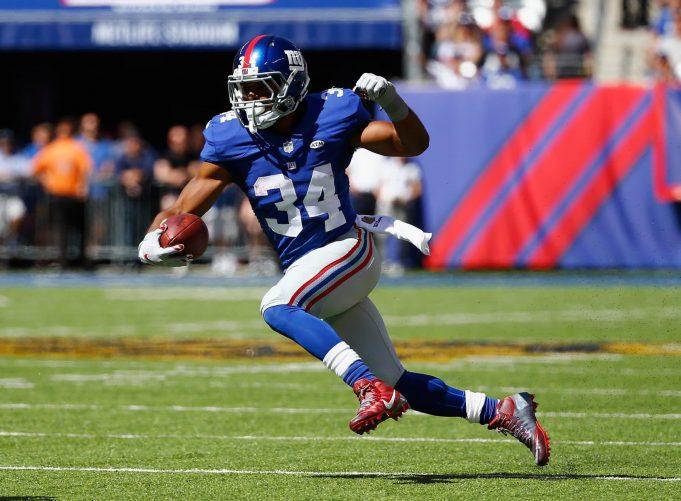 New York Giants, Shane Vereen, NFL