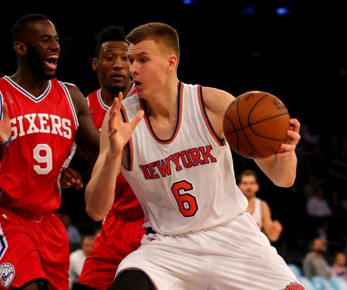 New York Knicks vs. Philadelphia 76ers will be NBA's next great rivalry