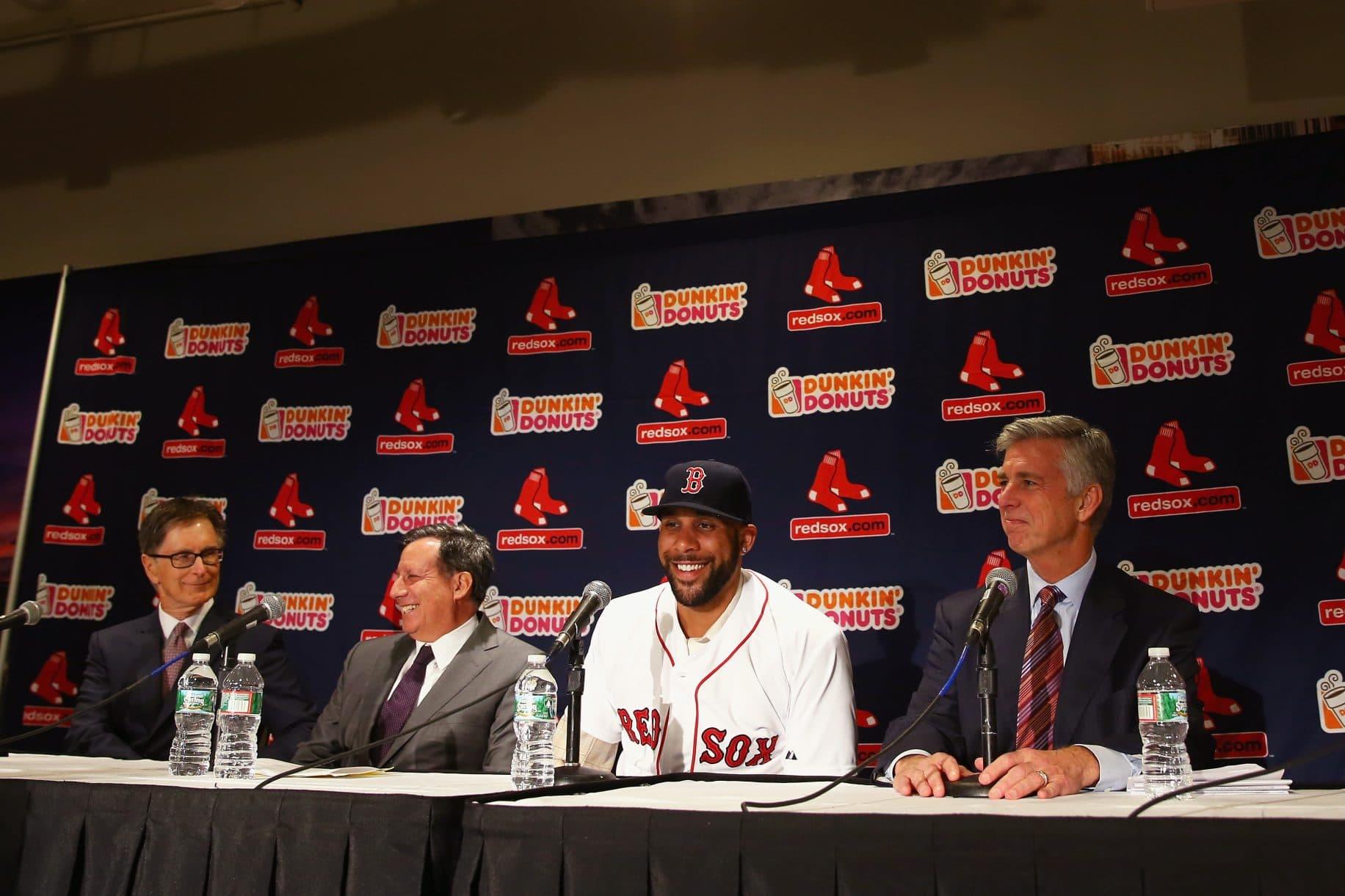 New York Yankees fans await Boston's strong uppercut