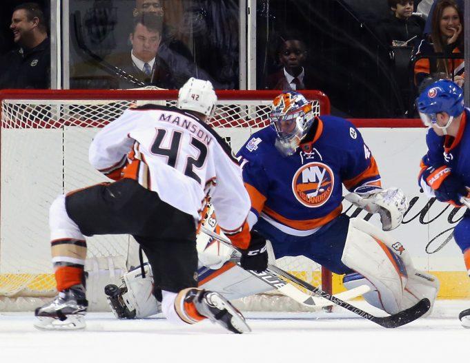 New York Islanders, Anaheim Ducks, NHL