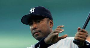 New York Yankees Bernie Williams