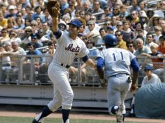 Ed Kranepool New York Mets