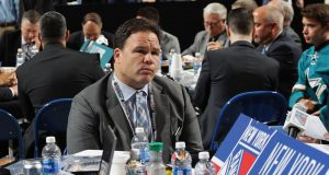 Jeff Gorton New York Rangers